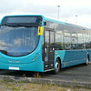 Arriva North East 1570 140817 Heysham