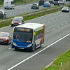 Stagecoach Wales 28712 140627 M6 [Barnacre]
