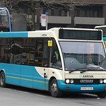 Arriva North West 0660 090212 Manchester