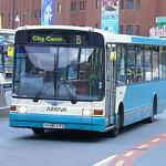 Arriva North West 7668 101110 Liverpool