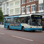 Arriva North West 7657 040623 Southport