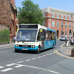 Arriva North West 0673 090625 Chester