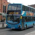 Arriva North West 4455 111109 Liverpool