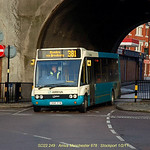 Arriva North West 0678 110201 Stockport [jg]
