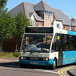 Arriva North West 0664 100816 Salford Quays