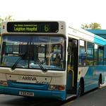 Arriva North West 0869 080918 Crewe