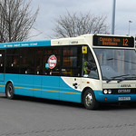 Arriva North West 0672 090305 Chester