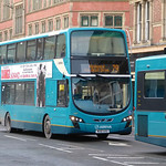 Arriva North West 4457 130128 Liverpool