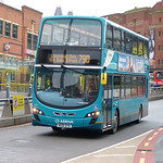 Arriva North West 4462 130128 Liverpool