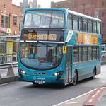 Arriva North West 4463 130128 Liverpool
