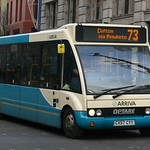 Arriva North West 0668 081229 Manchester