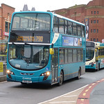 Arriva North West 4469 130128 Liverpool
