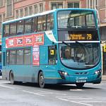 Arriva North West 4458 130128 Liverpool.