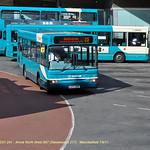 Arriva North West 0867 110607 Macclesfield [jg]