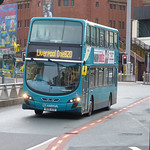 Arriva North West 4464 130128 Liverpool