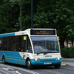 Arriva North West 0670 100715 Manchester
