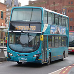 Arriva North West 4472 130128 Liverpool
