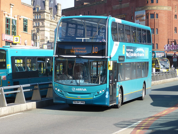 Arriva North West 4615 150324 Liverpool