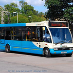Arriva North West 0677 110726 Altrincham [jg]