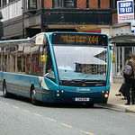 Arriva North West 0999 140624 Chester