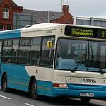 Arriva North West 0876 080827 Crewe