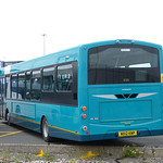Arriva North West 3122 120610 Heysham