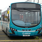 Arriva North West 3142 120708 Heysham
