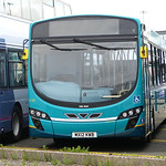 Arriva North West 3129 120610 Heysham