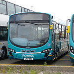 Arriva North West 3143 120708 Heysham