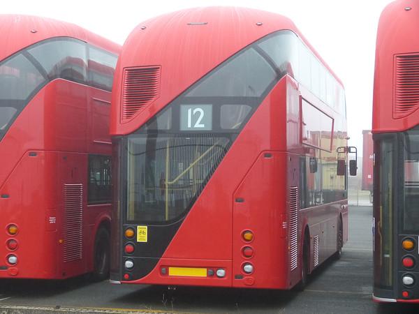 LT431 [Go Ahead London] 150405 Heysham