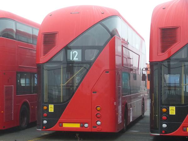 LT449 [Go Ahead London] 150405 Heysham