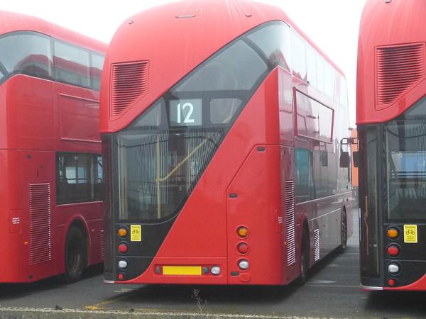 LT434 [Go Ahead London] 150405 Heysham