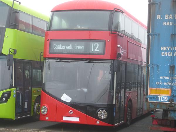 LT429 [Go Ahead London] 150405 Heysham