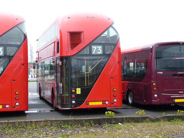 LT476 [Arriva London] 150524 Heysham