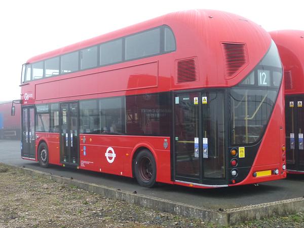 LT430 [Go Ahead London] 150405 Heysham