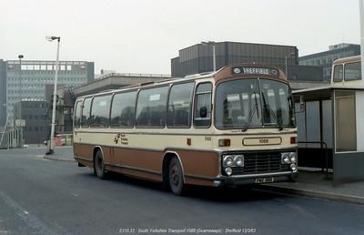 South Yorkshire 1088 830312 Sheffield [jg]