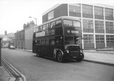 Accrington Corporation 160 Accrington [jh]