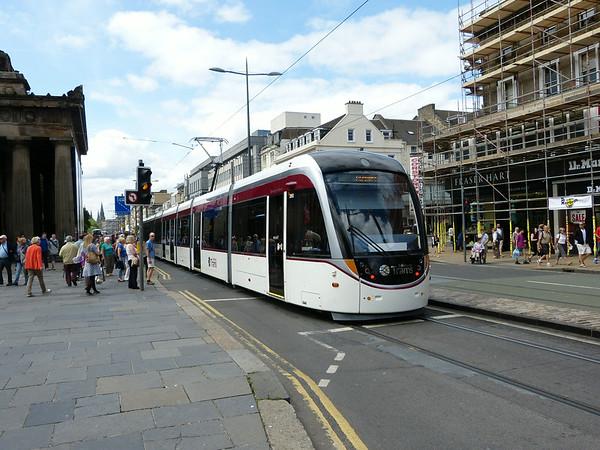 Trams & Tramways